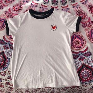 love ❤️ t shirt